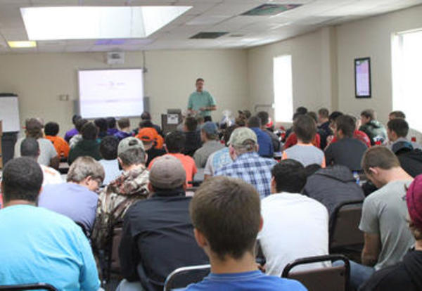 Montgomery County Students Attend Manufacturing Event at Coffeyville Technical Campus