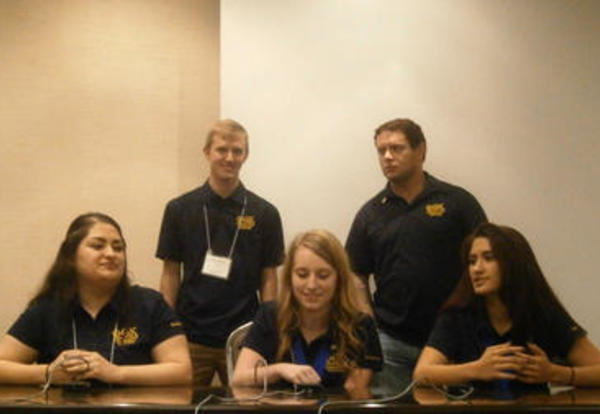 Phi Theta Kappa Members Attend Region Conference