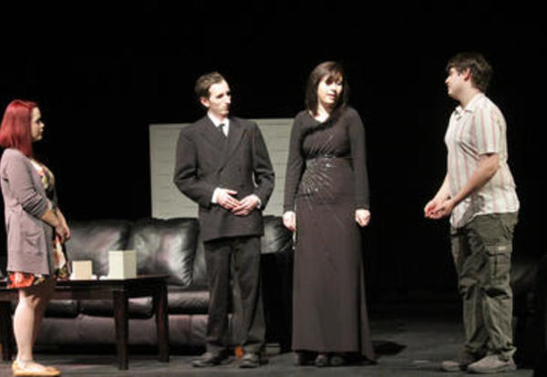 """Evening of Offbeat Plays at CCC Starts With """"Twitch"""""""