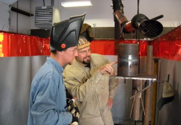 New Welding Instructor For Ccc Columbus Coffeyville Community College