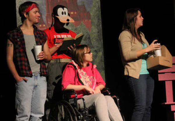 """Theatre Department Presenting """"Marvin's Room"""" Oct. 17-19, Donations To Be Accepted for Relay for Life"""