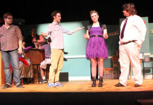 CCC to Present Original Robotic Comedy