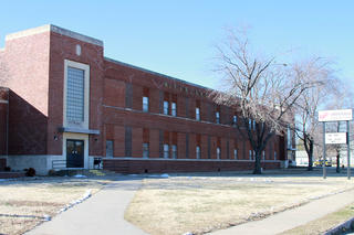 Coffeyville Technical Campus Main Building