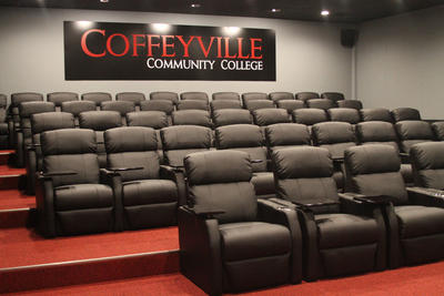 Movie Theatre Seating