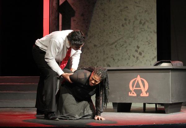 CCC Theatre To Present Jean Anouilh's Antigone Feb. 23-25
