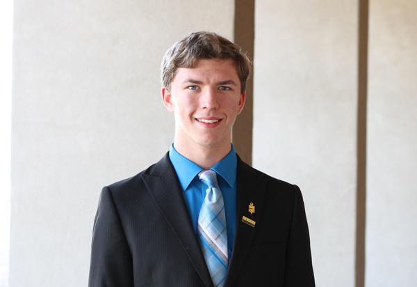 Dodson Elected Phi Theta Kappa Region Vice President