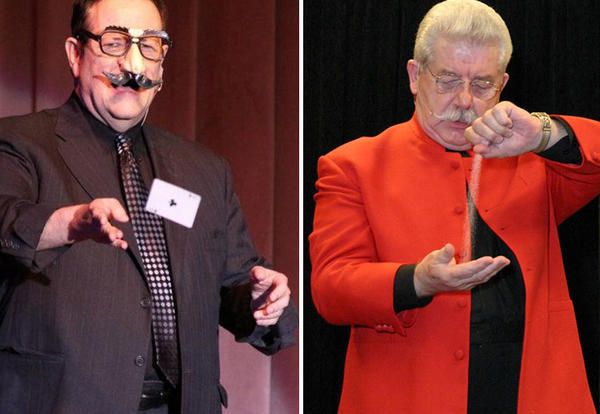 April Foolery: Magicians Pete Walterscheid and Terry Elton to Perform at CCC on April 1