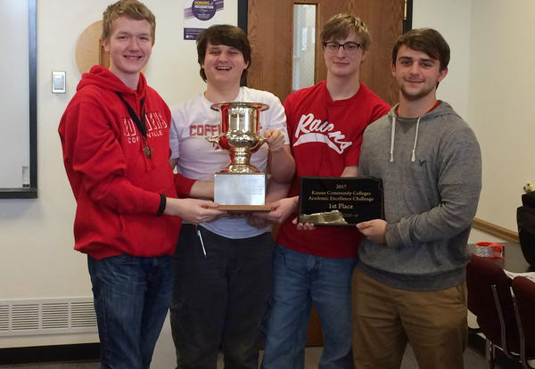 Coffeyville Red Ravens Claim 1st State Academic Excellence Challenge Championship Since 1993