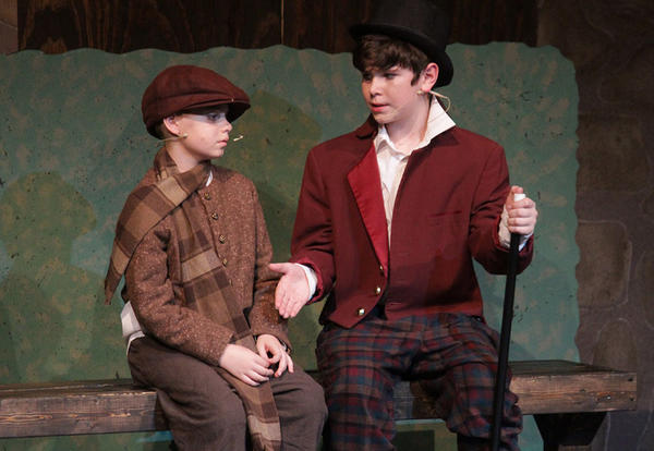CCC Musical: Oliver Hits the Stage, April 20-22