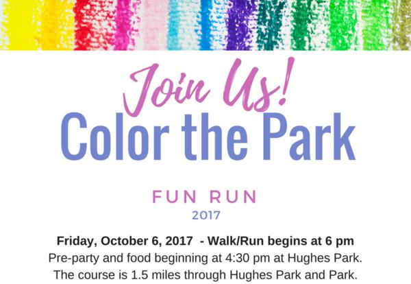 Color the Park 2017 - Fun Walk/Run