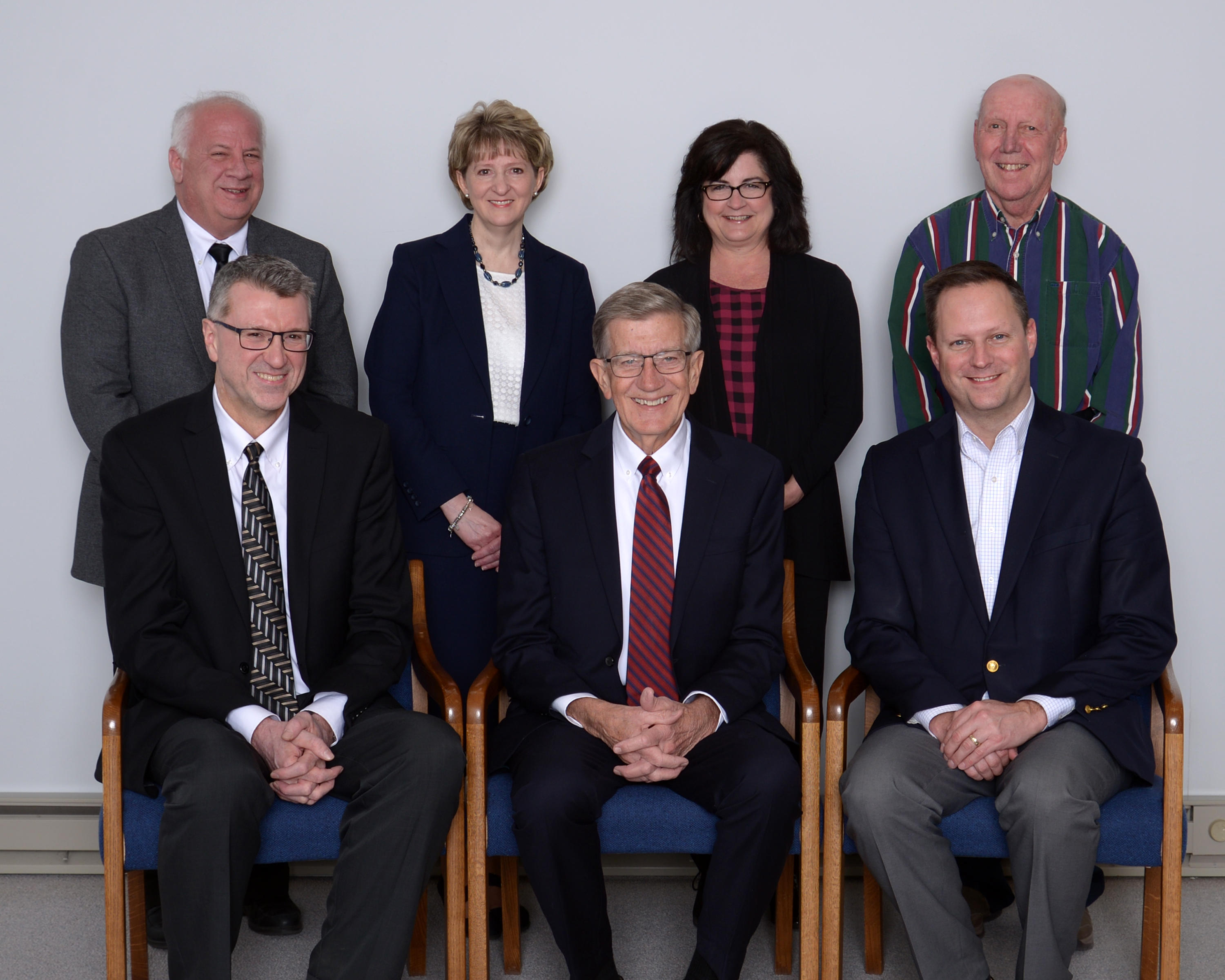Board of Education Group Photo
