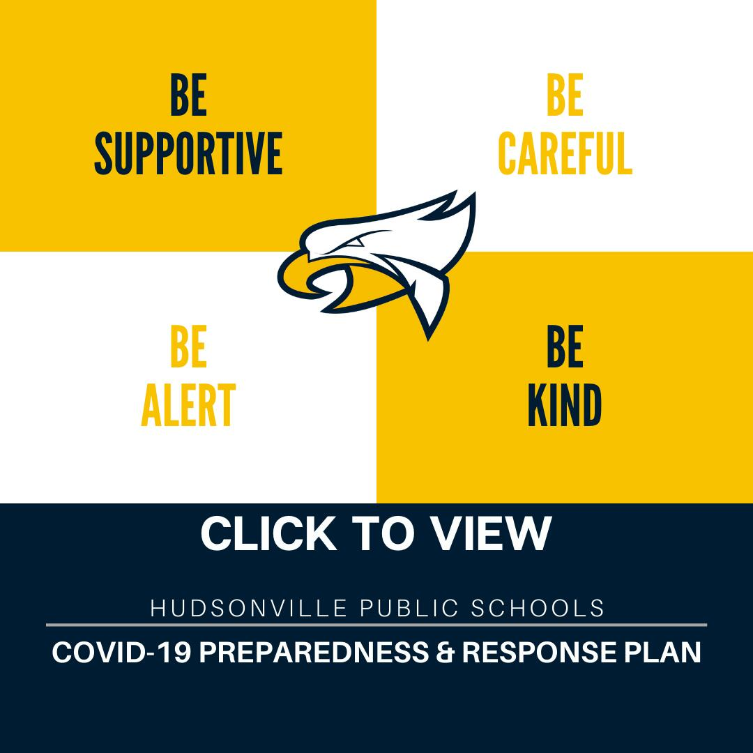 Covid-19 preparedness and response plan click to view