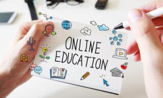 Online Education Collage