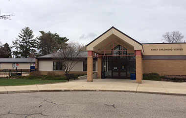 Hudsonville Early Childhood Center Page
