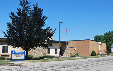 Forest Grove Elementary School Building image