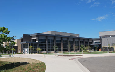 Hudsonville High School Freshman Campus Building