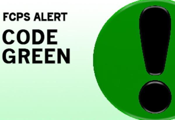 Frederick County MD Public schools will open 2 hours late due to Weather. Employees: Code Green.  Click for more details.