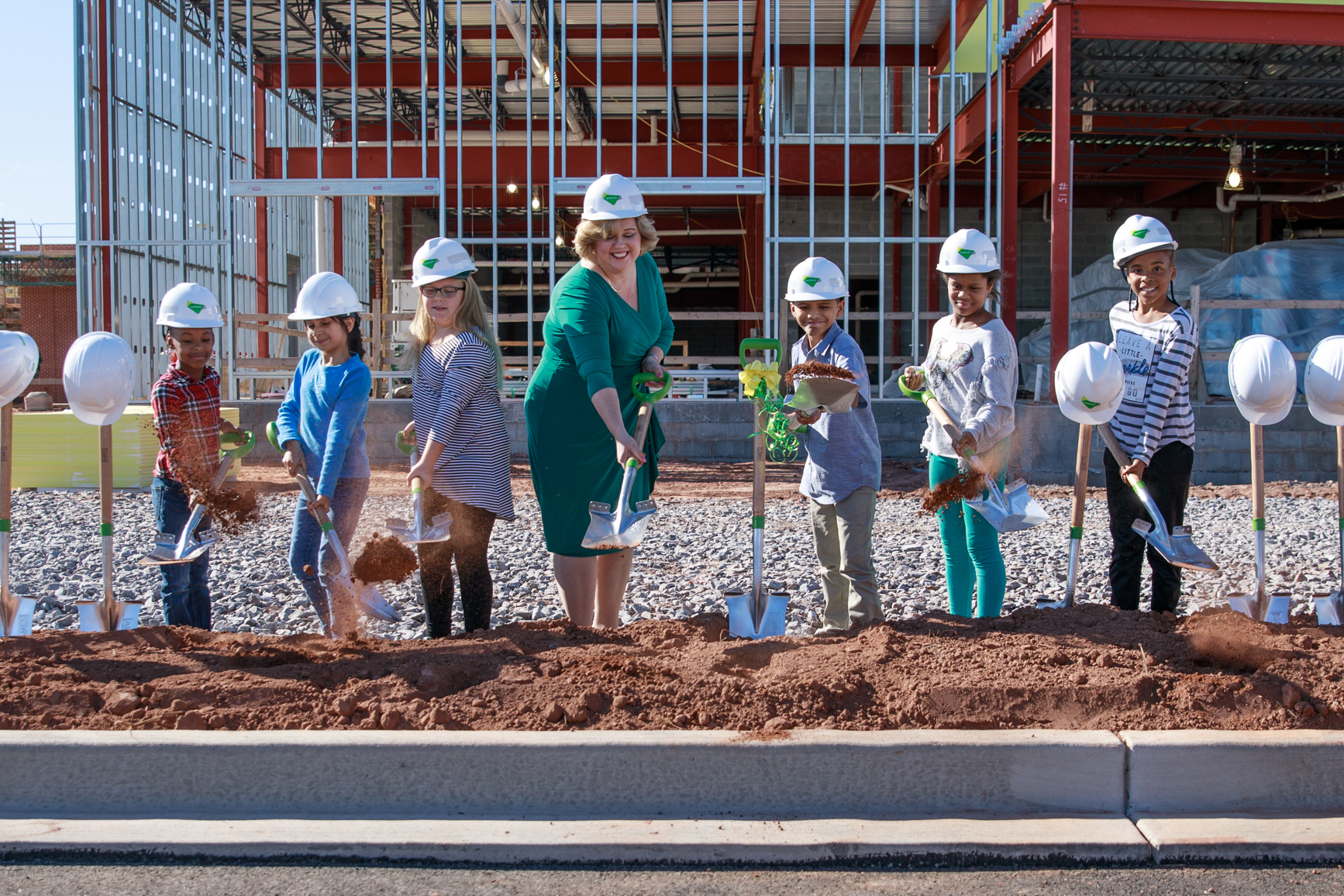 Butterfly Ridge ES Groundbreaking