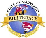 MD Seal of Biliteracy logo