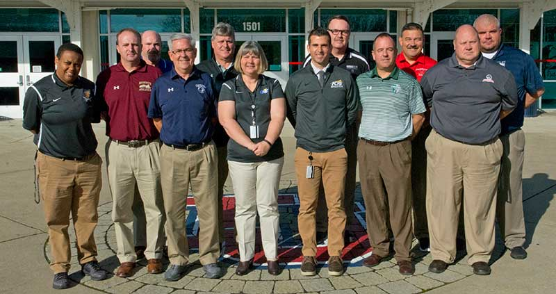 photo of 2017-18 FCPS Athletic Directors