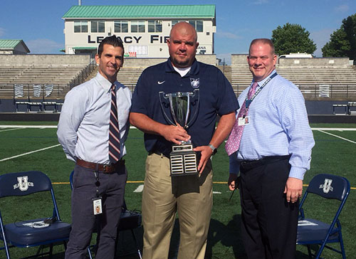 picture of UHS Principals Cup Winners, Spires Division