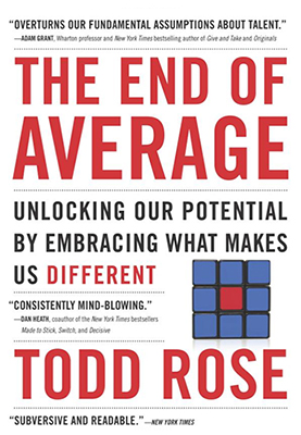 End of Average Book Cover