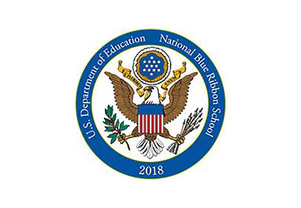 National Blue Ribbon School 2018 - Urbana Elementary