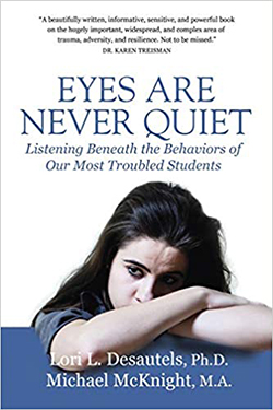 cover of book Eyes Are Never Quiet