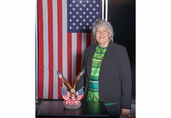 FCPS Announces Veteran in Education Service Award Winner: Denise Green at Walkersville High