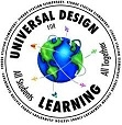 Universal Design Learning Logo