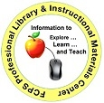 FCPS Professional Library & Instruction Materials Center Logo
