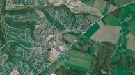 ariel view of frederick county
