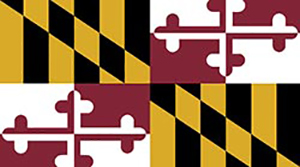 image of the Maryland Flag