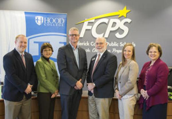 FCPS and Hood College Partner for Vanguard Teacher Program