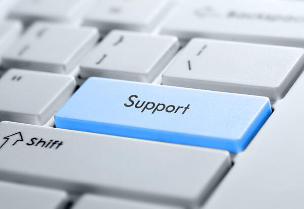 Distance Learning Technical Support