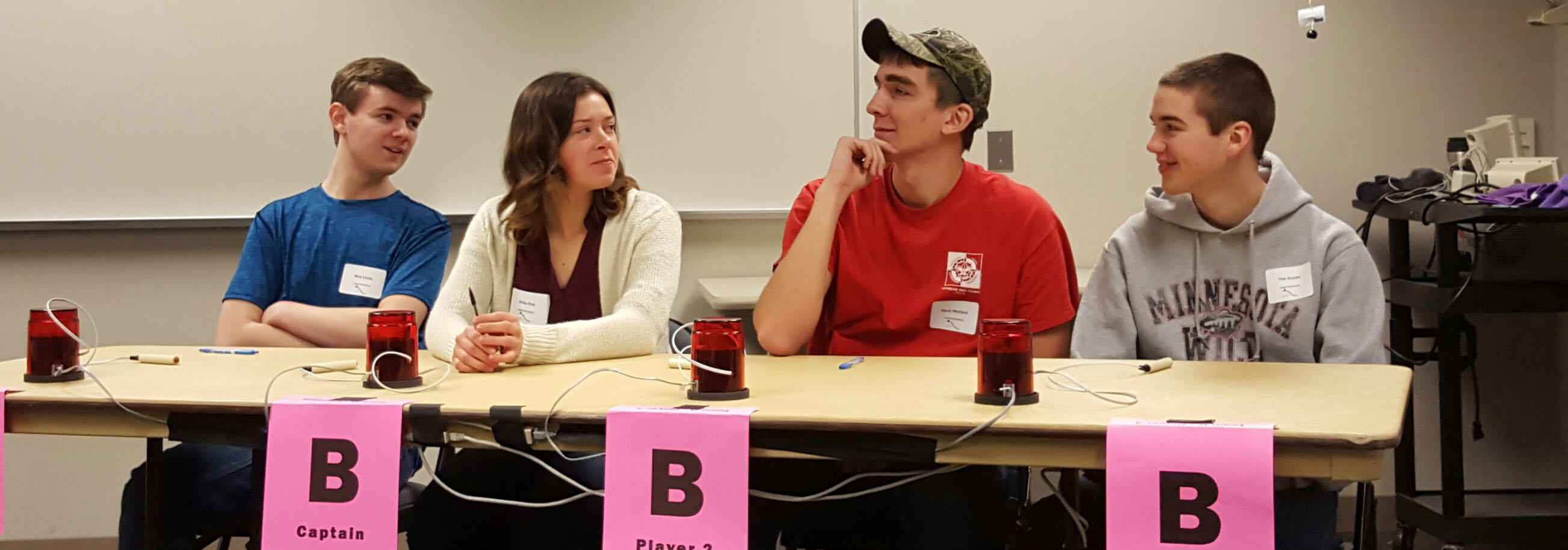 CHS Students Compete in Annual Science Bowl