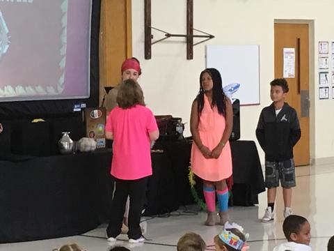 Kindness Adventure Assembly