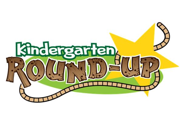 Kindergarten Round-Up Logo
