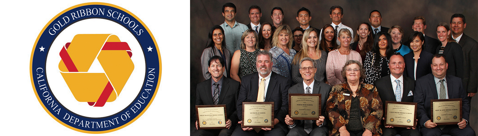 TUSD Gold Ribbon Schools