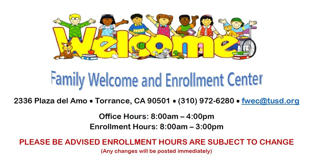 Family Welcome and Enrollment Center