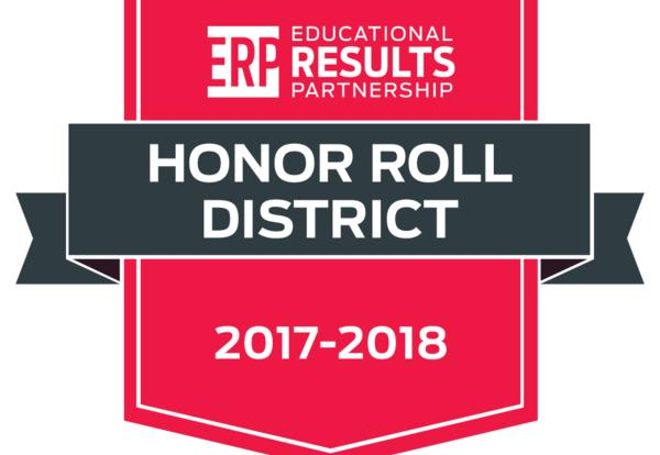 TUSD Recognized as 2017-1018 Honor Roll District