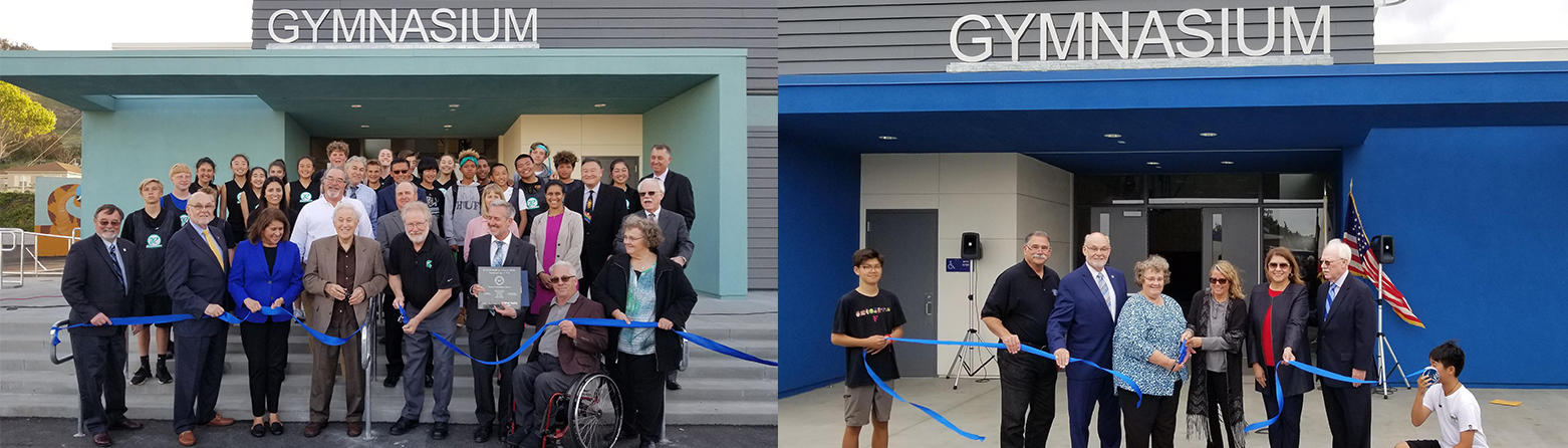 The Grand Opening of Richardson and Casimir Middle School