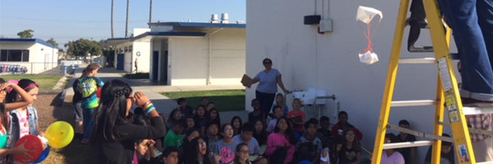 5th grade Engineering Egg Drop-crop