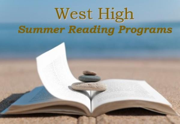 2019 WHS Summer Reading Program