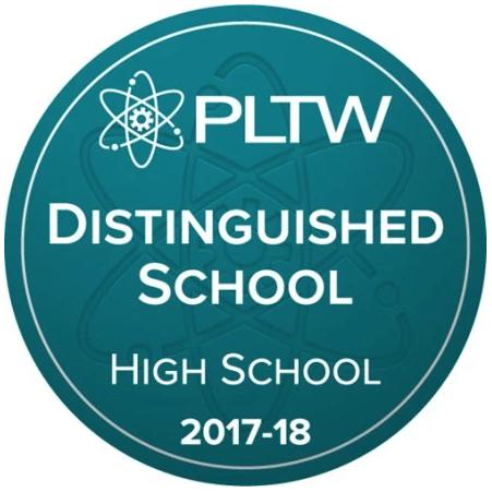PLTW Distingushed School