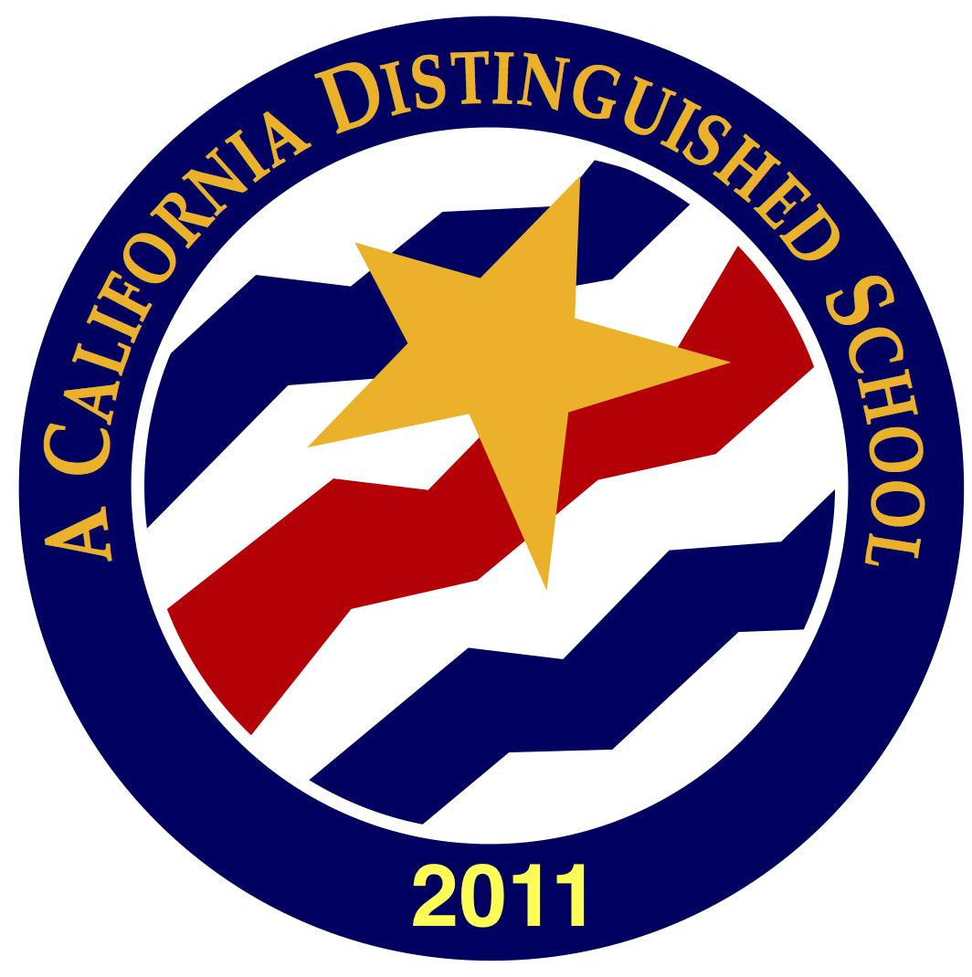 A California Distingushed School  2011