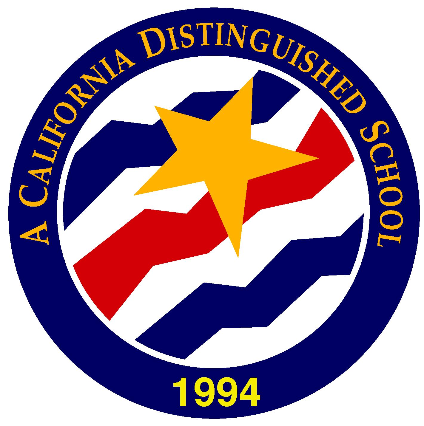 A California Distingushed School 1994