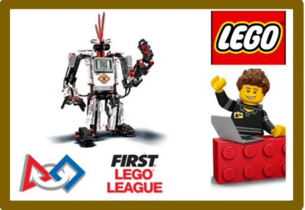 Join the Lego Robotics League!