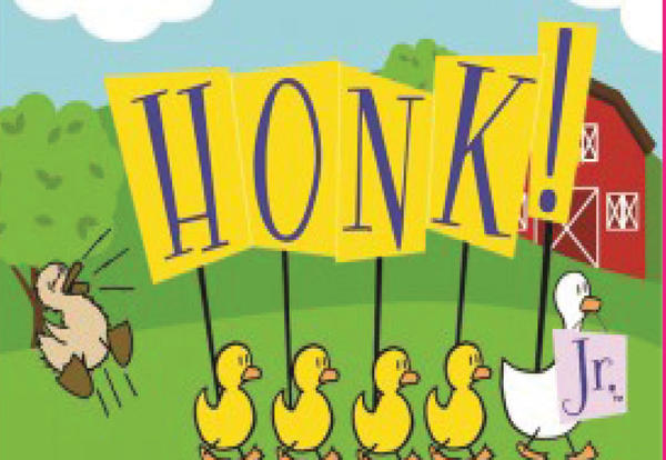 Join us for our Fall Musical HONK