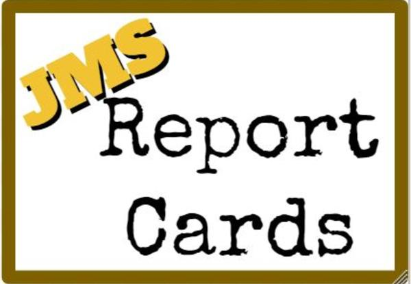 1st Quarter Report Cards Were Sent Home Monday 11/26